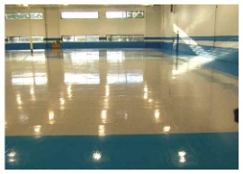 epoxy coat floor paint